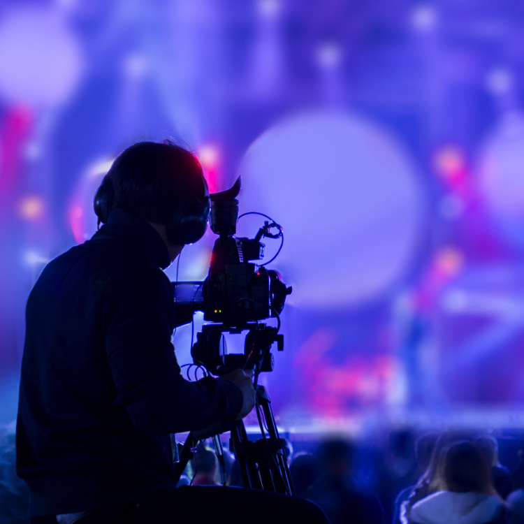 Live event video production, Edmonton, Calgary, Toronto